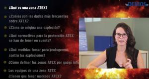 ¿Cuánto sabéis sobre ATEX?