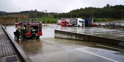 SPT Portugal conducts an emergency drill